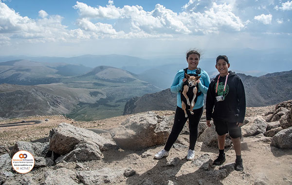#BEACTIVE! - Hike up to Mount Evans Summit