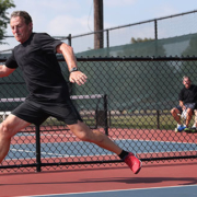 Pickleball Ruptured Achilles