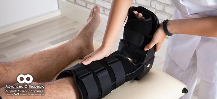 ankle repair